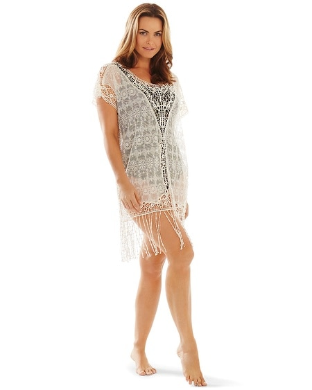 Lace Swimdress Cover Up