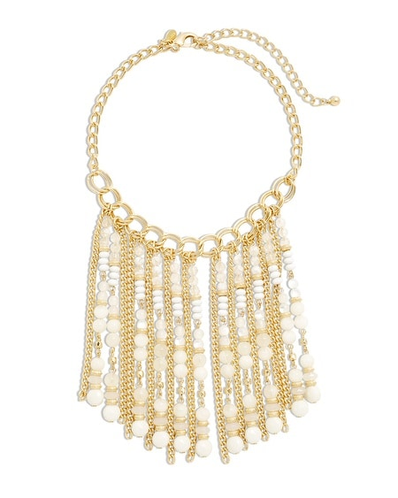 Ester Fringe Necklace