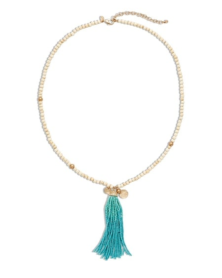 Flana Tassel Necklace