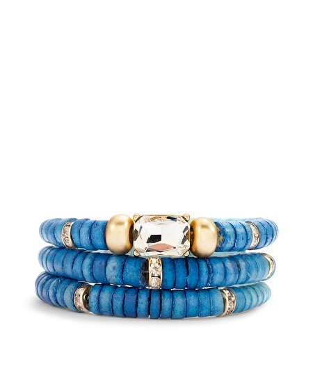 Flana Stretch Bracelet Set