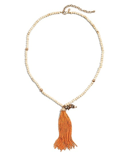 Jayla Tassel Necklace