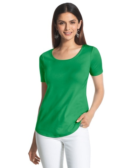 Savannah Cotton Tee