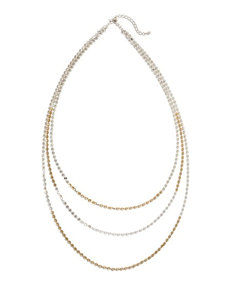 Jerri Multi-Strand Necklace