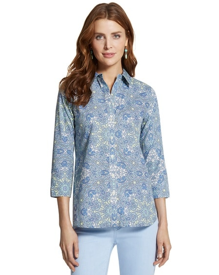 Effortless Danise Printed Shirt