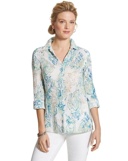 Paisley Sky Heather Shirt