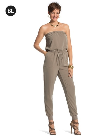 Black Label Utility Jumpsuit