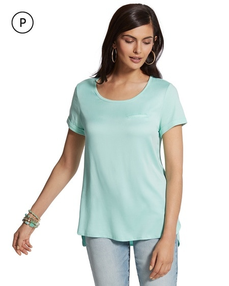 Petite Welt Pocket Top