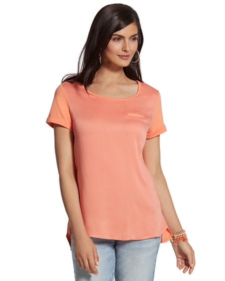 Welt Pocket Top