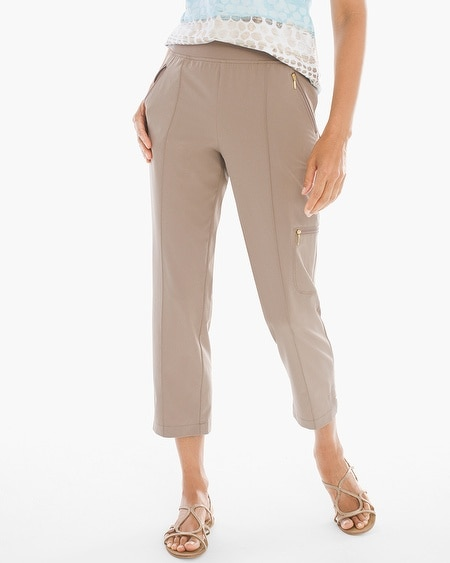 Zenergy Gwen Seamed Crop Pants