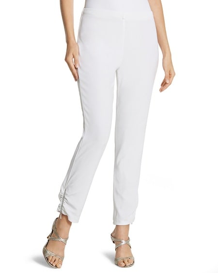Travelers Classic Zip Crop Pants