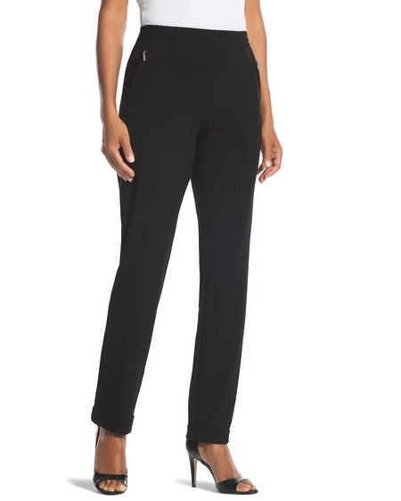 Magique Tapered-Ankle Pants