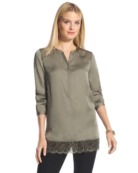 Lizzie Lace Tunic