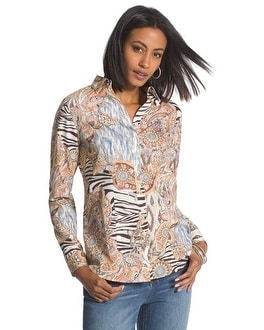 Effortless Autumn Fun Caroline Shirt