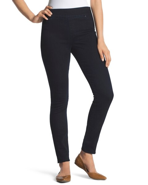 846b9f43d So Perfect Denim Leggings - Chico s