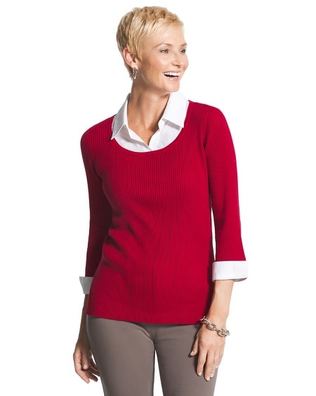 Brittany Pullover Sweater