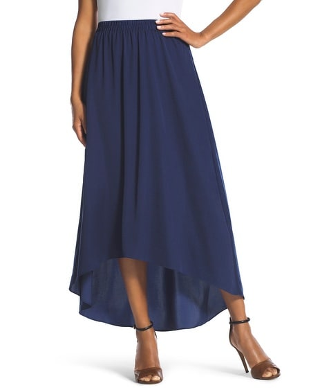 High-Low Cassandra Skirt