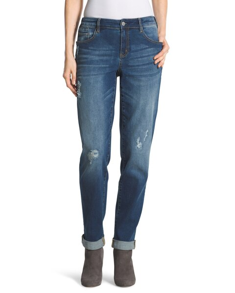 54458960f8f Return to thumbnail image selection Boyfriend Jeans video preview image,  click to start video
