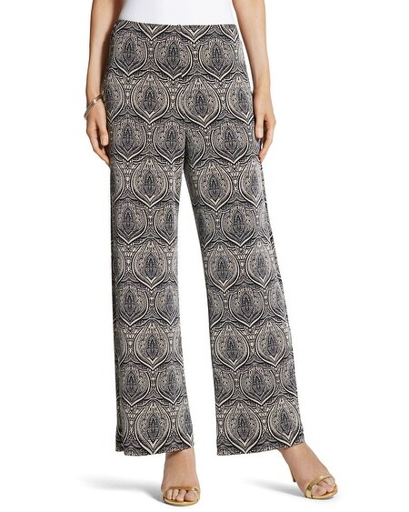 Travelers Classic Printed Pants