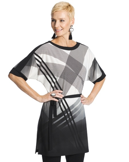 Travelers Classic Graphic-Print Tunic