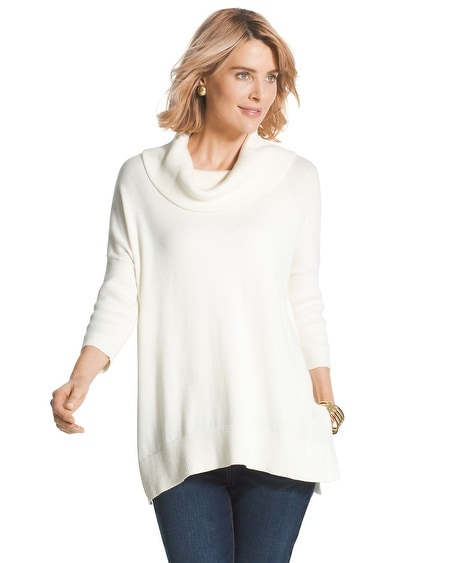 Kayla Cowl Neck Sweater