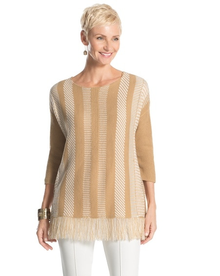 Filipa Striped Sweater