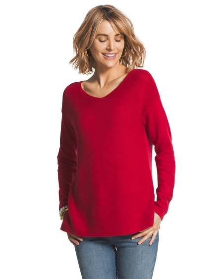 Christina V-neck Sweater