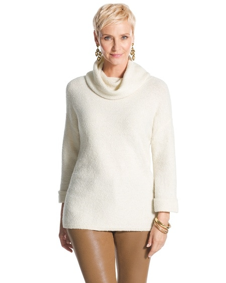 Cozy Cora Cowl Neck Sweater