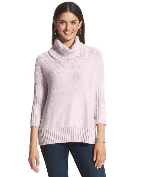 Celine Cowl Neck Sweater