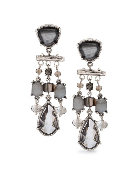 Cinda Gray Chandelier Earrings