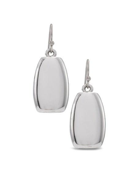 Cinda Rectangular Drop Earrings
