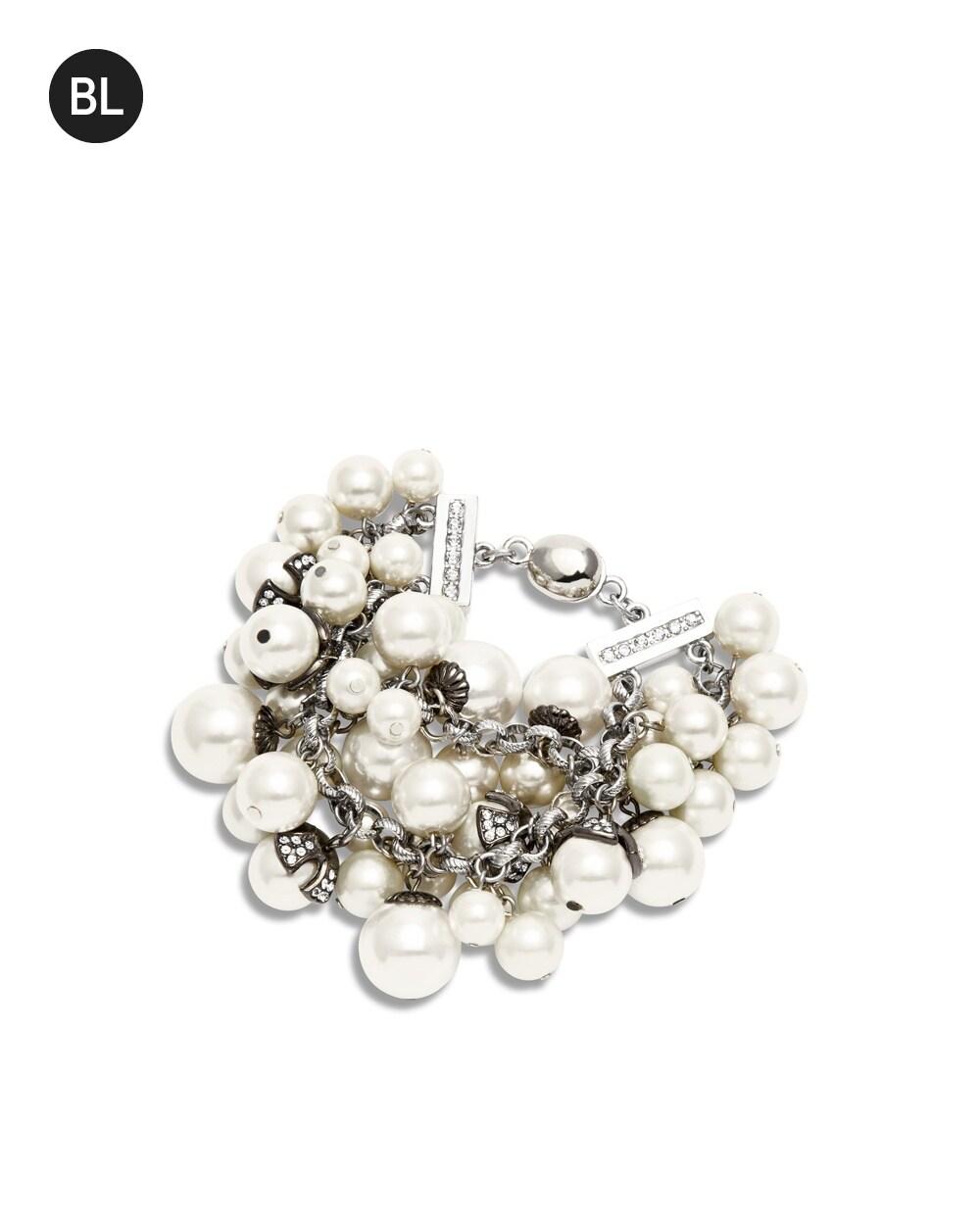Fauxpearl Bracelet