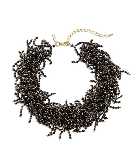 The Collectibles Noir Garland Necklace