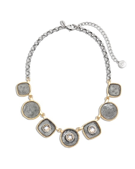 Tess Bib Necklace
