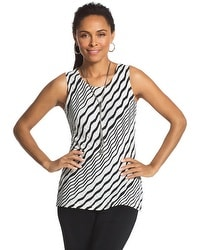 Travelers Collection Textured Twinset Tank