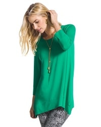 Zenergy Hayden Solid Tunic