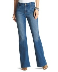 So Slimming Girlfriend Flare Jeans
