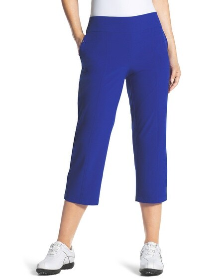 Zenergy Golf Kyle Pull-On Crop Pants