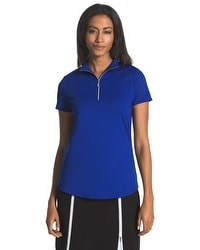 Zenergy Golf Perforated Polo