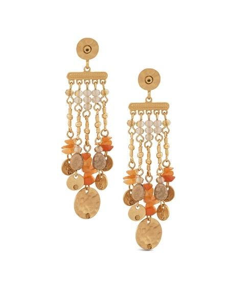 Ginger Chandelier Earrings