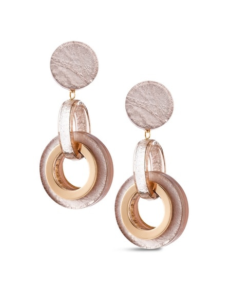 Bea Clip-On Earrings