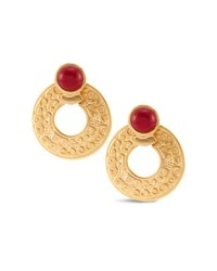 Fay Drop Hoop Earrings