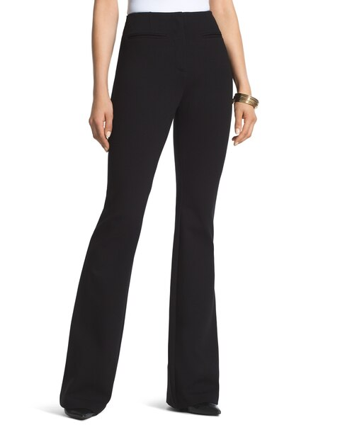 3d8a05e52f84f Tailored Ponte Trousers - Chico's