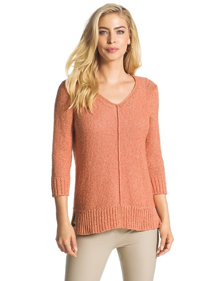 Miranda V-Neck Sweater