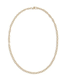 Mackenzie Gold-Tone Chain Necklace
