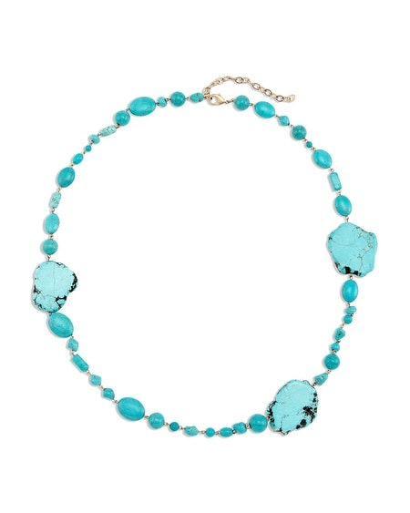 Seline Turquoise Necklace