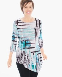 Zenergy Helena Printed Tunic