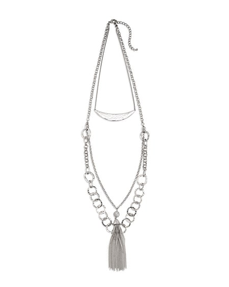 Bree Tassel Necklace