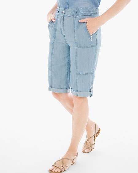 Roll-Hem Shorts - 13 Inch Inseam