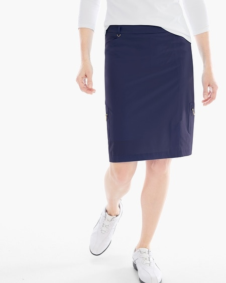 Zenergy Golf Side Pocket Skort