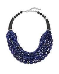 Colby Cobalt Blue Necklace